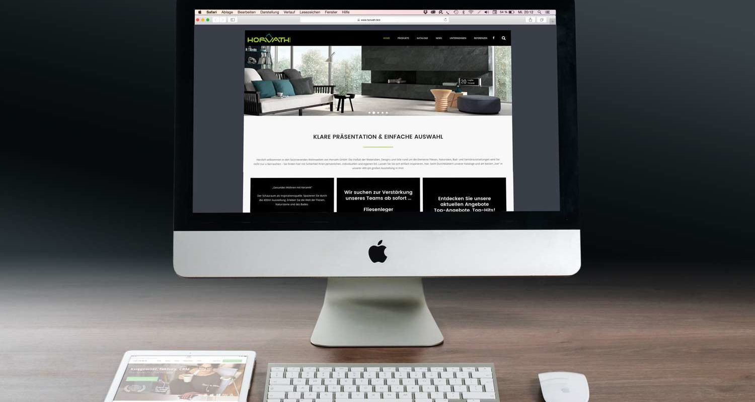 Homepage-Online Horvath GmbH