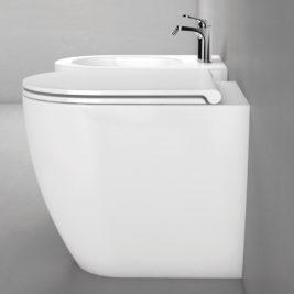 Serie Comoda WC Bidet