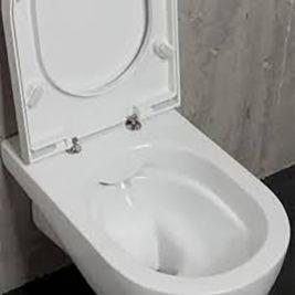 Serie Pru Spülrandloses WC
