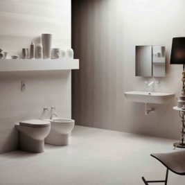 Serie Nuv WC, Bidet